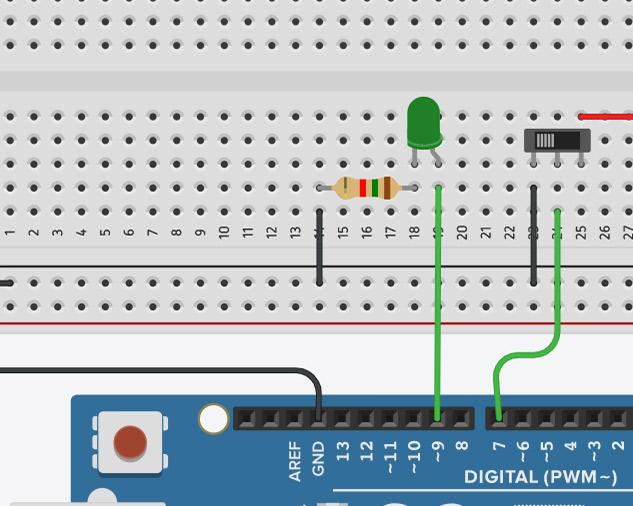 | Arduino教學 | LED Button開關 | 201 |
