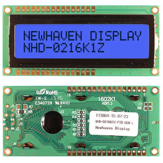 lcd1602 i2c