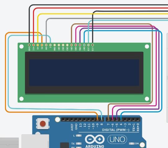 | Arduino教學 | 顯示應用 LCD1602 Parallel 傳輸 | 402 |