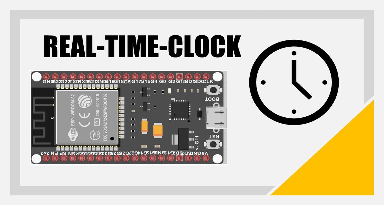 | ESP32 教學 | MicroPython | RTC  實時時鐘 Real Time Clock | 211 |