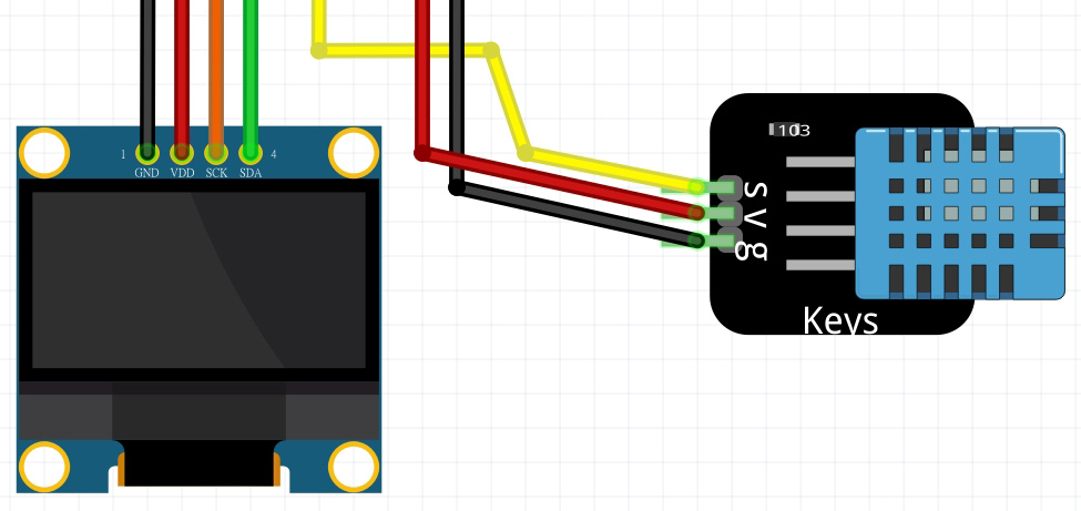 | ESP32 教學 | MicroPython | DHT11 溫濕度感測器 | 402 |