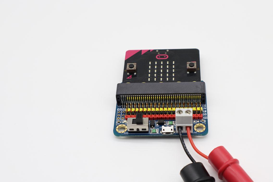 microbit io extension