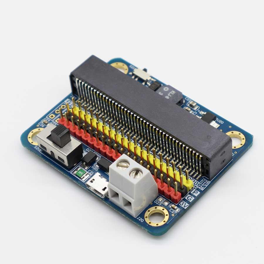 | micro:bit 擴充板 | IO extension board JR802 基本介紹